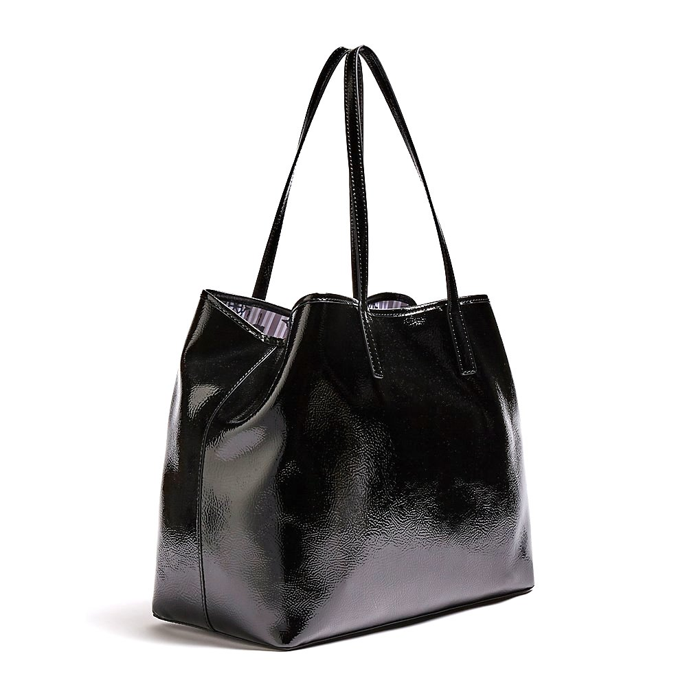 Bag Guess vikky shopper PT699524 black   eBay